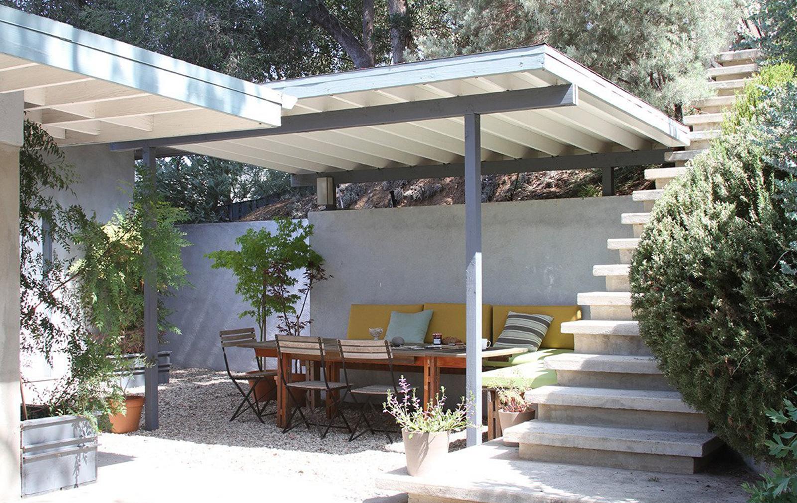 Topanga House in LA