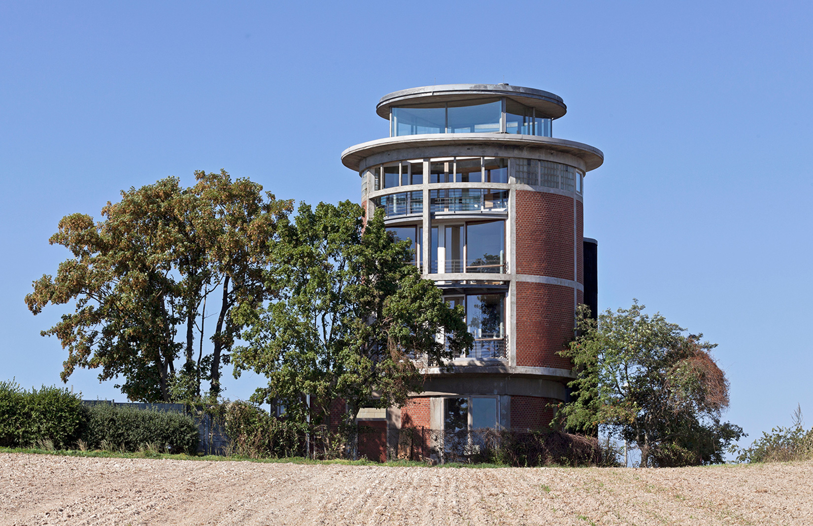 Water Tower Homes Holiday Homes Germany News And Features The Spaces