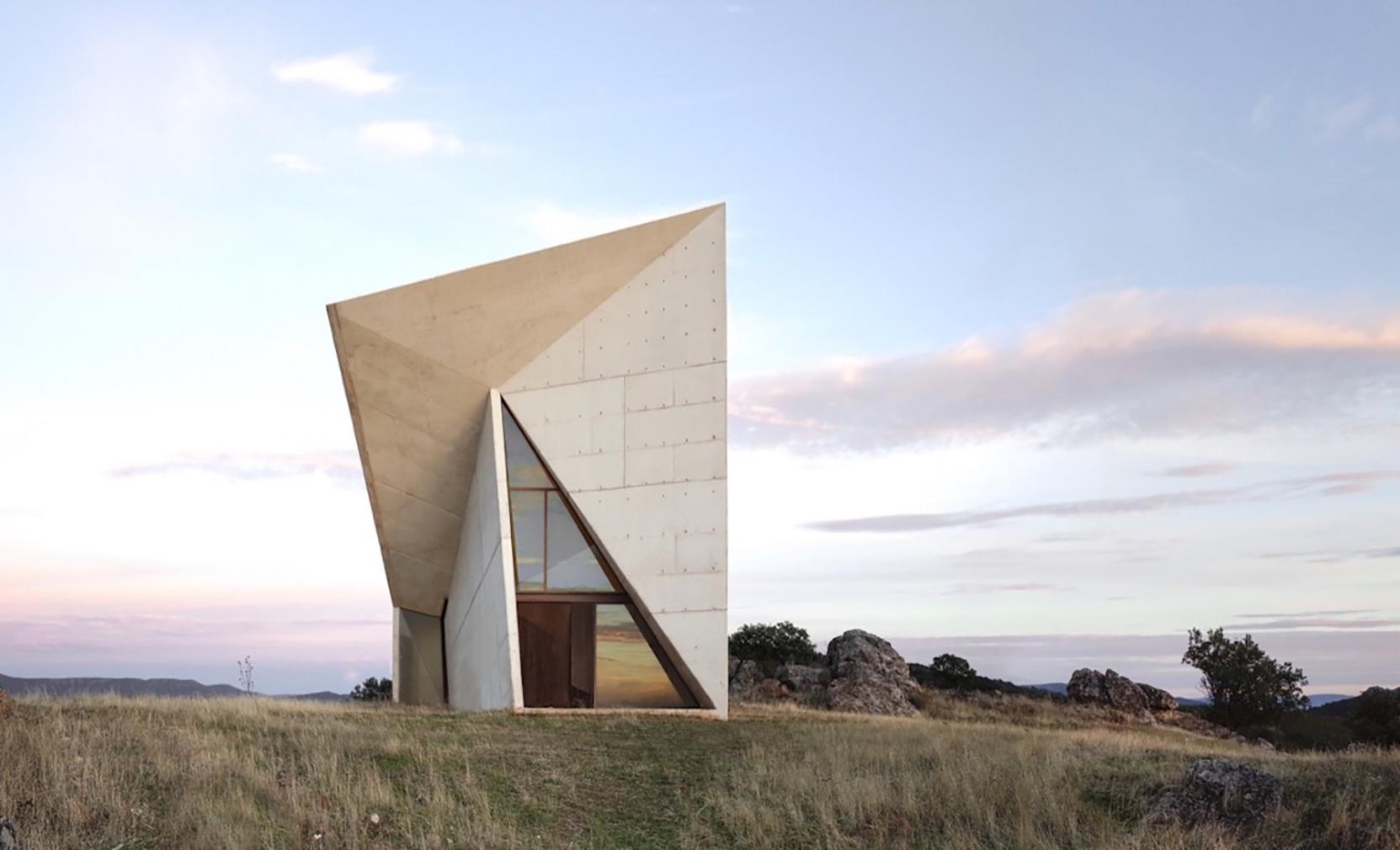 architecture chapel valleaceron_sancho juan carlos sancho S.M.A.O