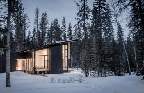 6 cabins to rent this winter