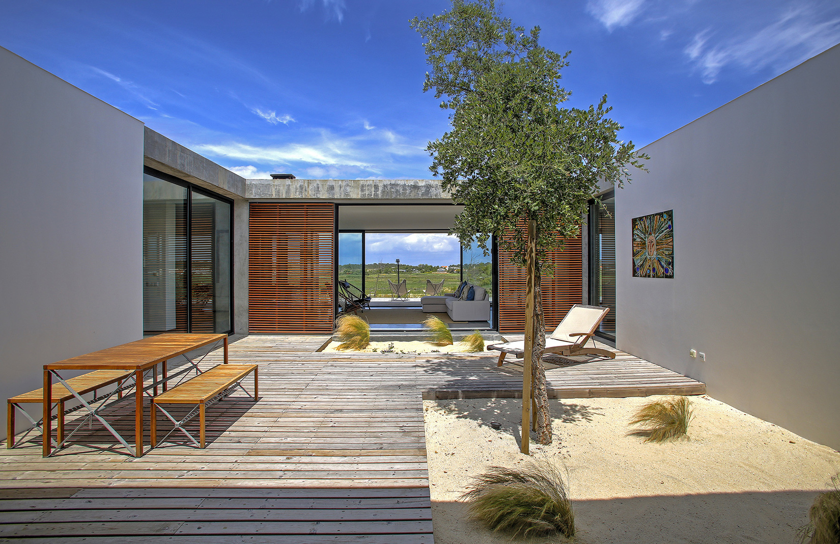 7 Modern Holiday Homes In Portugal The Spaces