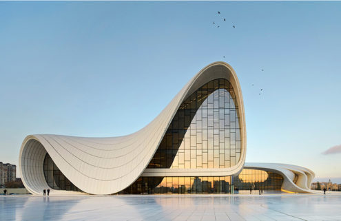 Zaha Hadid and David Chipperfield vie for RIBA's first Global Prize for Architecture
