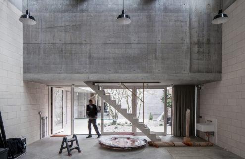 Inside Juergen Teller's London studio designed by 6a Architects