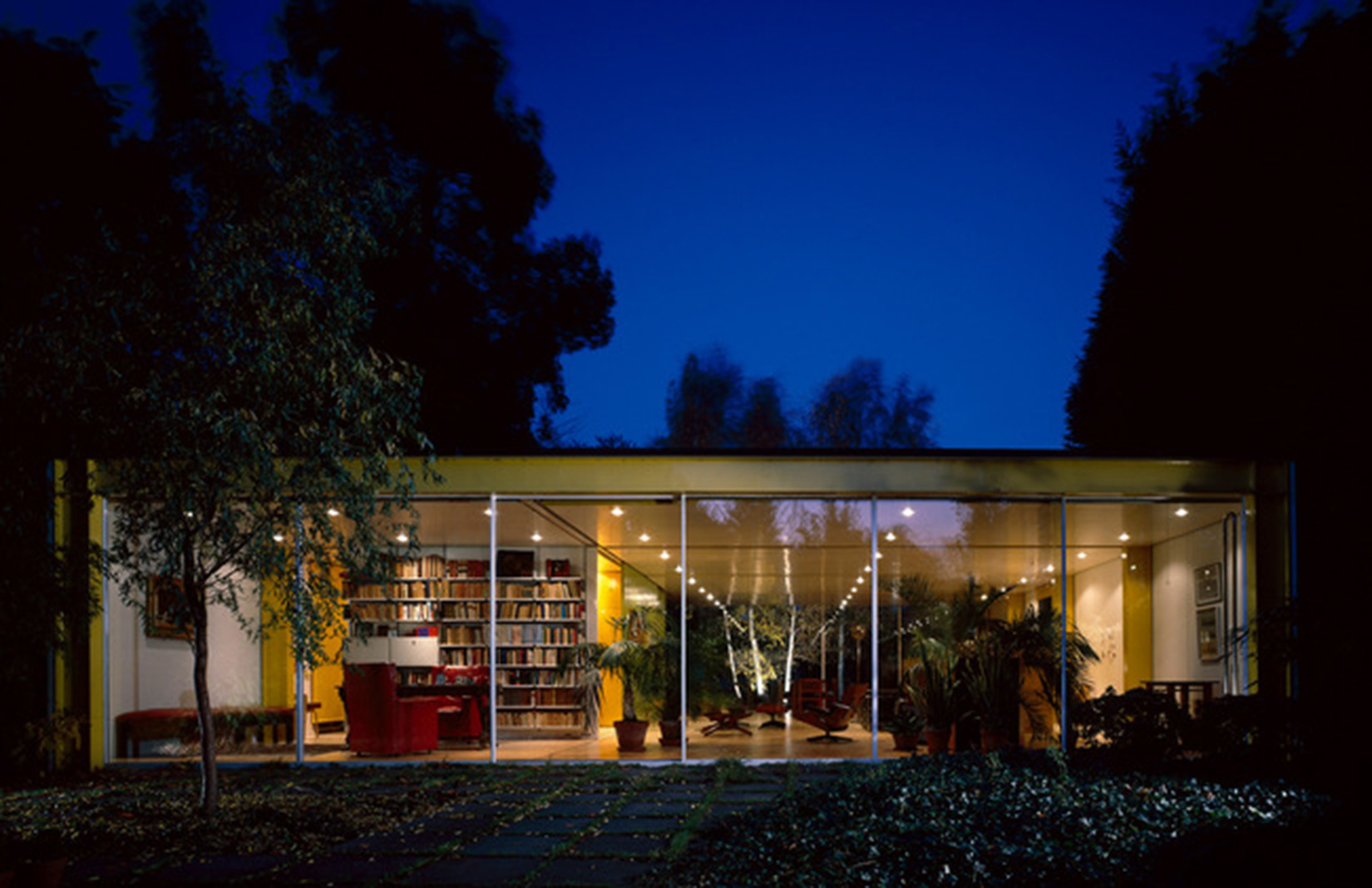 Richard Rogers' Wimbledon House