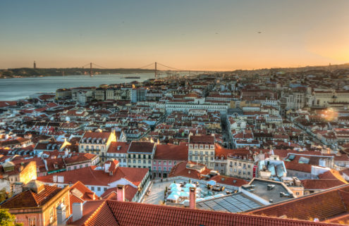 Inside Lisbon's booming coworking and tech scene
