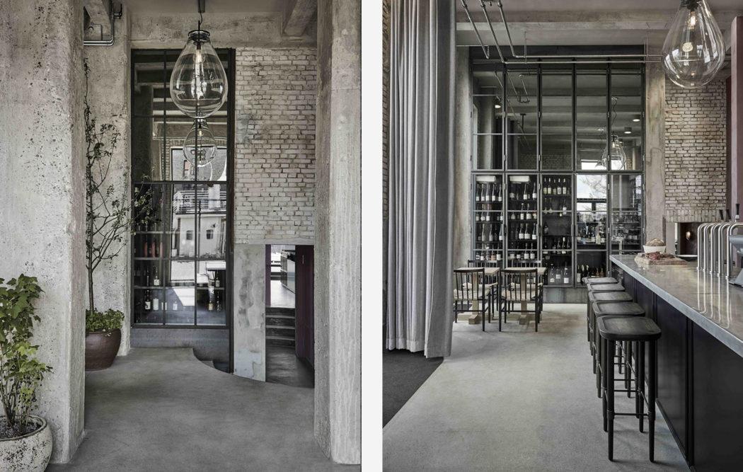 Rene Redzepi S New Restaurant 108 Is A Raw Industrial Space By Space Copenhagen