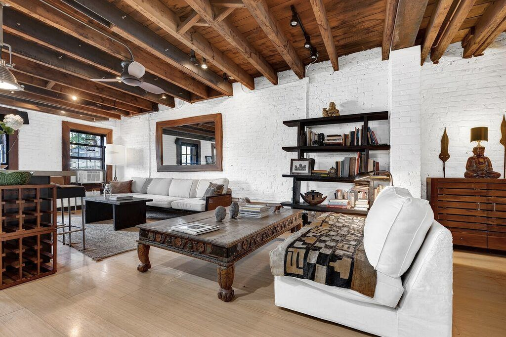 Carriage House for sale in New York's Clinton Hill