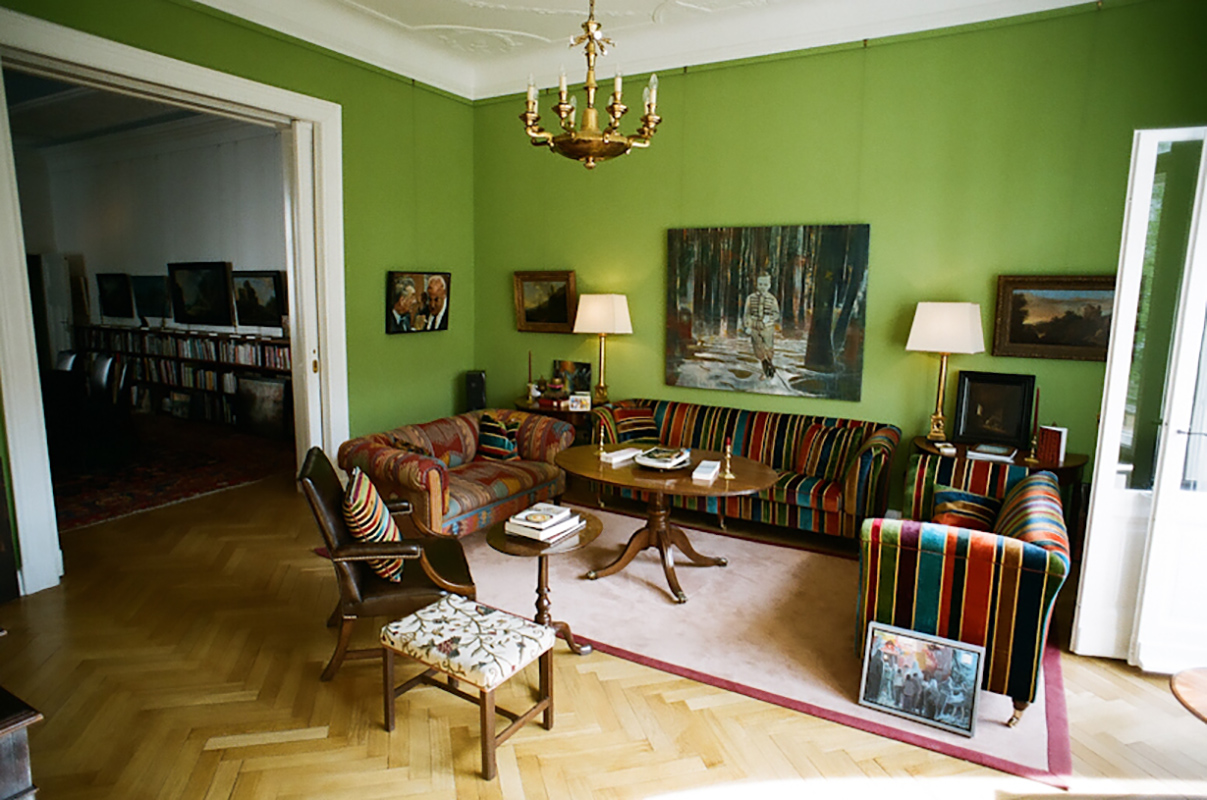 Berlin Galleries Private Homes Soer Salon