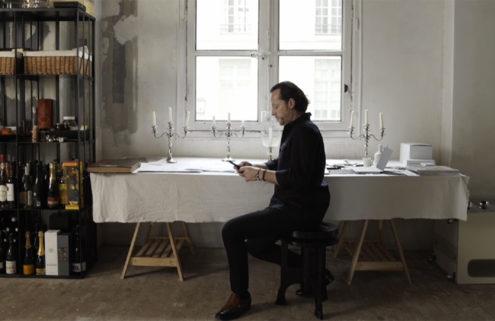 Mario Testino visits the home of set designer Alexandre de Betak