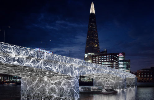 Illuminated River: ideas revealed to turn London's Thames into a £20m artwork
