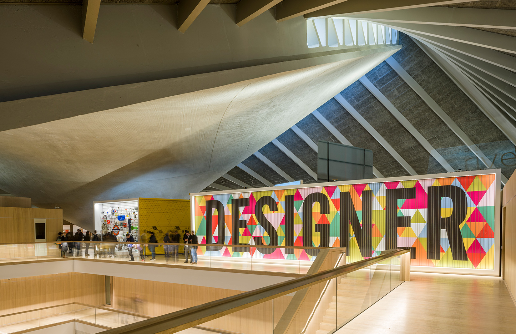Adaptive reuse: London's Design Museum