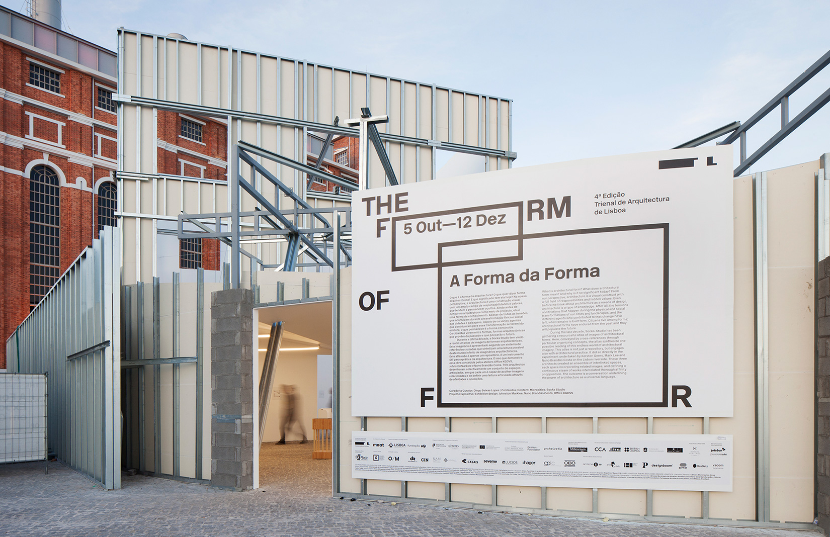 Lisbon Architecture Triennale