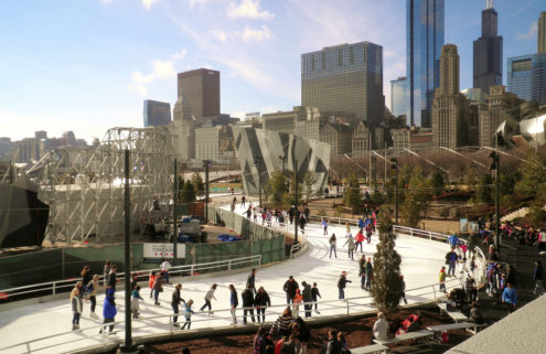 12 of the world's most beautiful ice-skating rinks