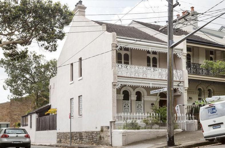 Sydney property up for auction, courtesy of BresicWhitney