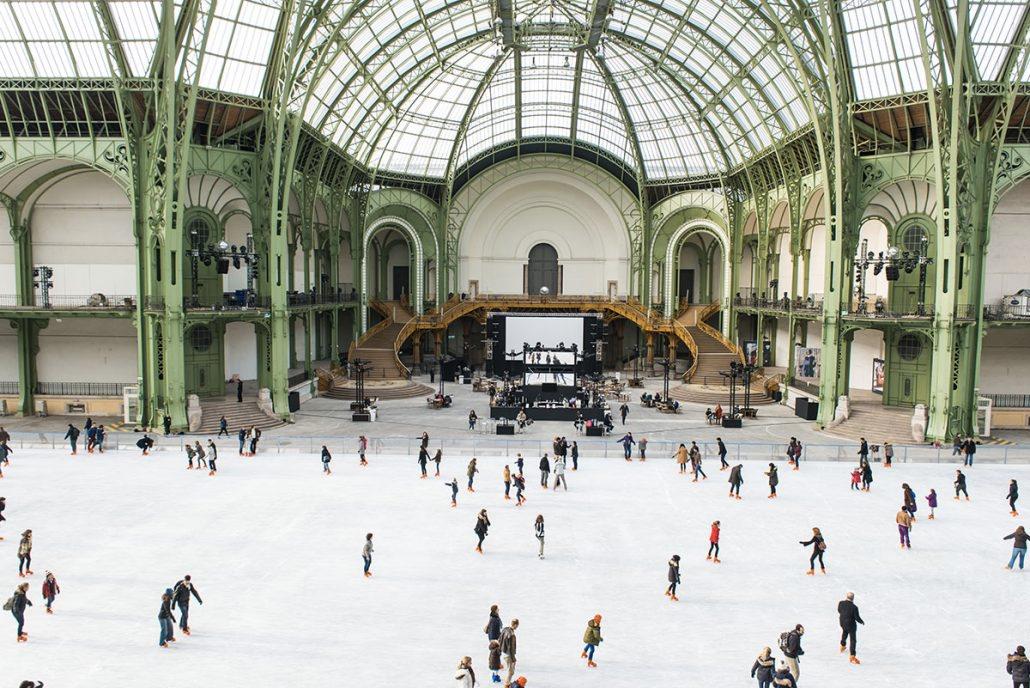 Photography: Didier Lefèvre. Courtesy of La Grand Palais du Glaces