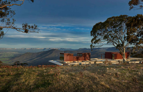 Property of the week: Invisible House by Peter Stutchbury in Australia
