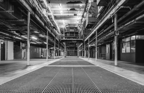 Printworks is a 16-acre music and events venue opening in London