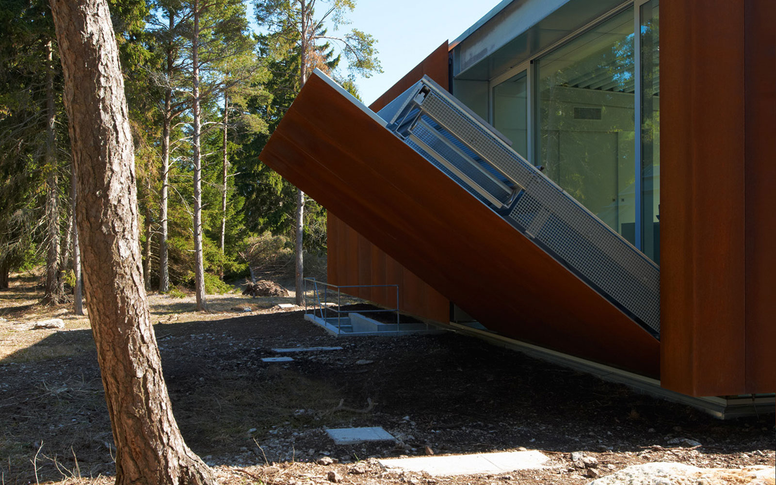 Swedish Cabin Studio Furillen