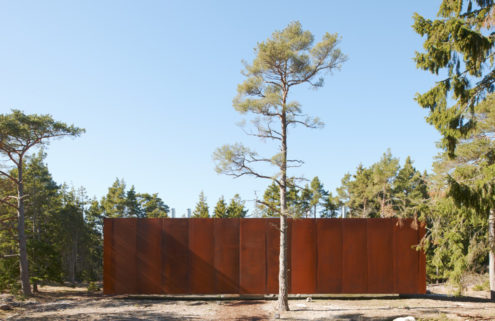 Property of the week: a remote Swedish cabin designed by AQ Arkitekter