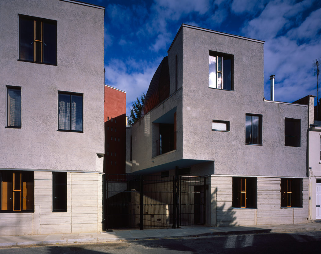 Property Of The Week Peter Salters Interlocking Walmer Yard Homes