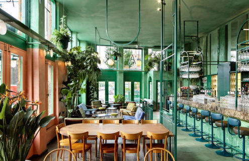 11 bars in exceptional spaces