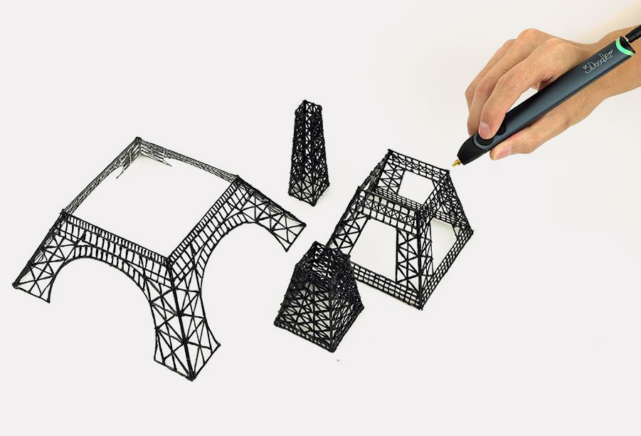 If Youu0027re Buying For An Armchair Architect, The 3Doodler Is The Perfect Way  For Them To Create Their Imaginings In Real Life. The Pen Extrudes Plastic  ...