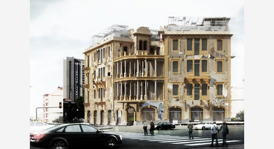 New museum Beit Beirut