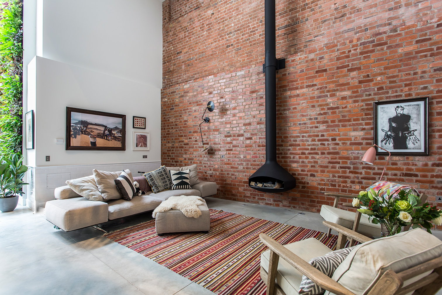 Converted Cooperage in Clerkenwell