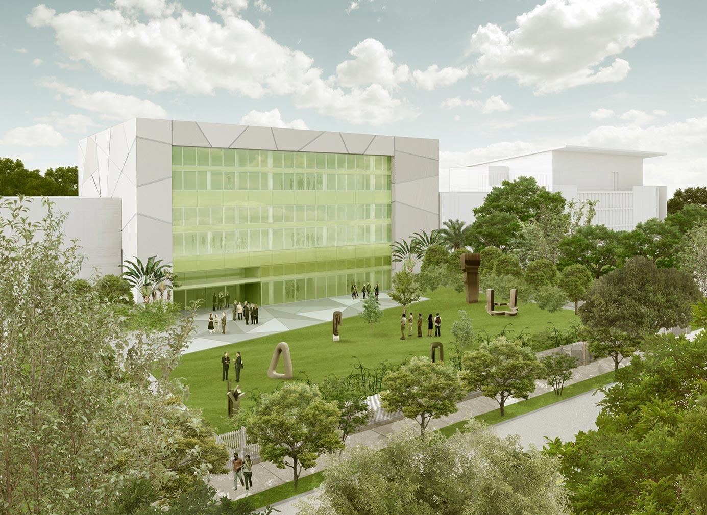 New museum ICA Miami