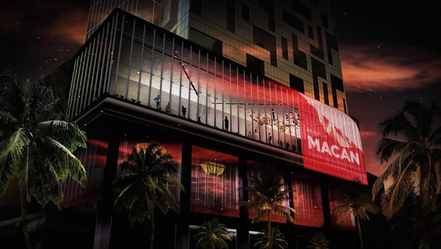 New museum MACAN Jakarta