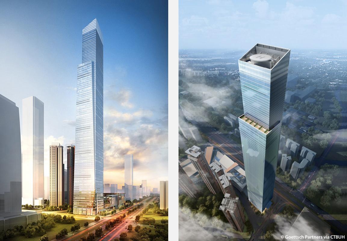 Nanning China Resource Tower