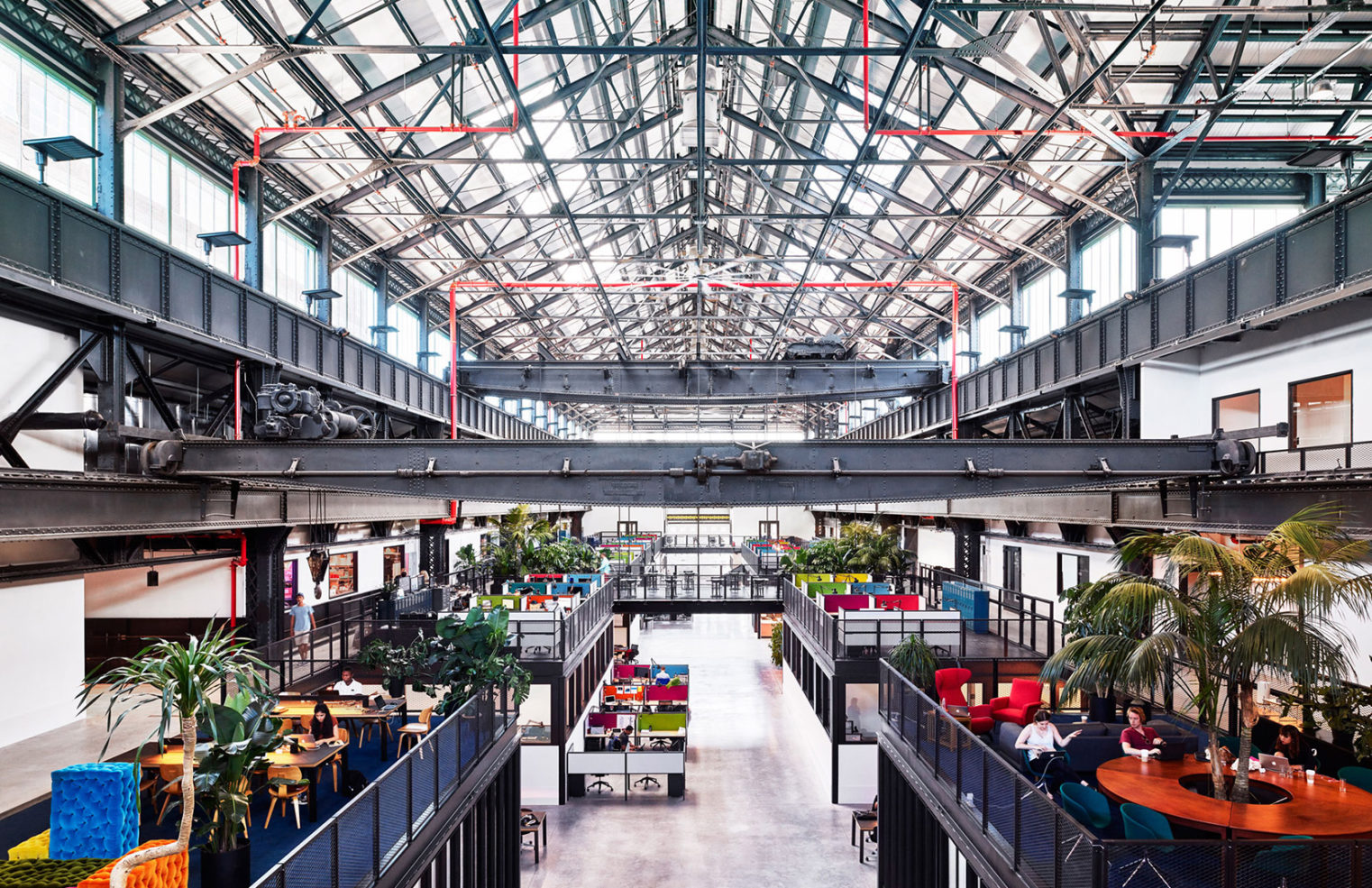 Adaptive reuse: New Lab in Brooklyn Navy Yard