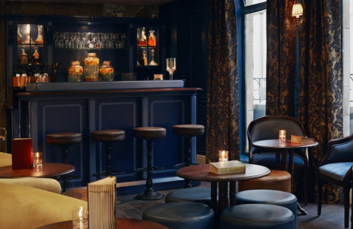 Six Storeys on Soho: London's decadent new drinking and dining den