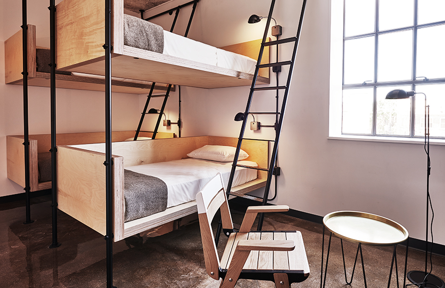 The Hollander – a new concept hostel
