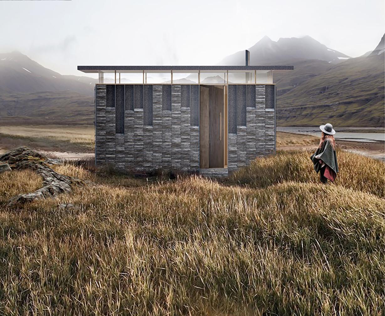 Epic retreats – Wales cabin. Slate Cabin by TRIAS