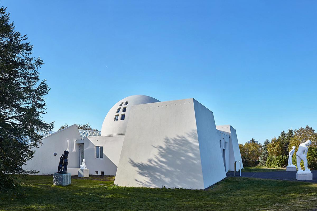 Icelandic architecture: Ásmundarsafn