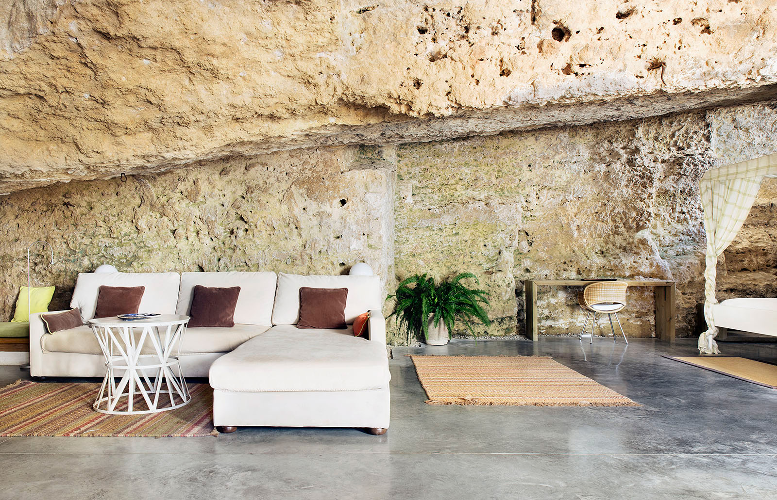Casa Tierrra cave holiday home in Spain