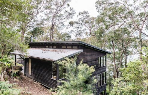 Holiday home of the week: Dangar Island House, Australia