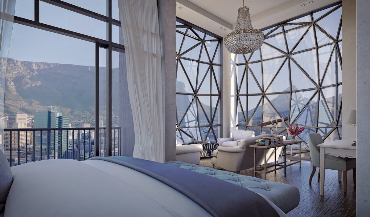 Hotels opening in 2017: The Silo Hotel in Capetown