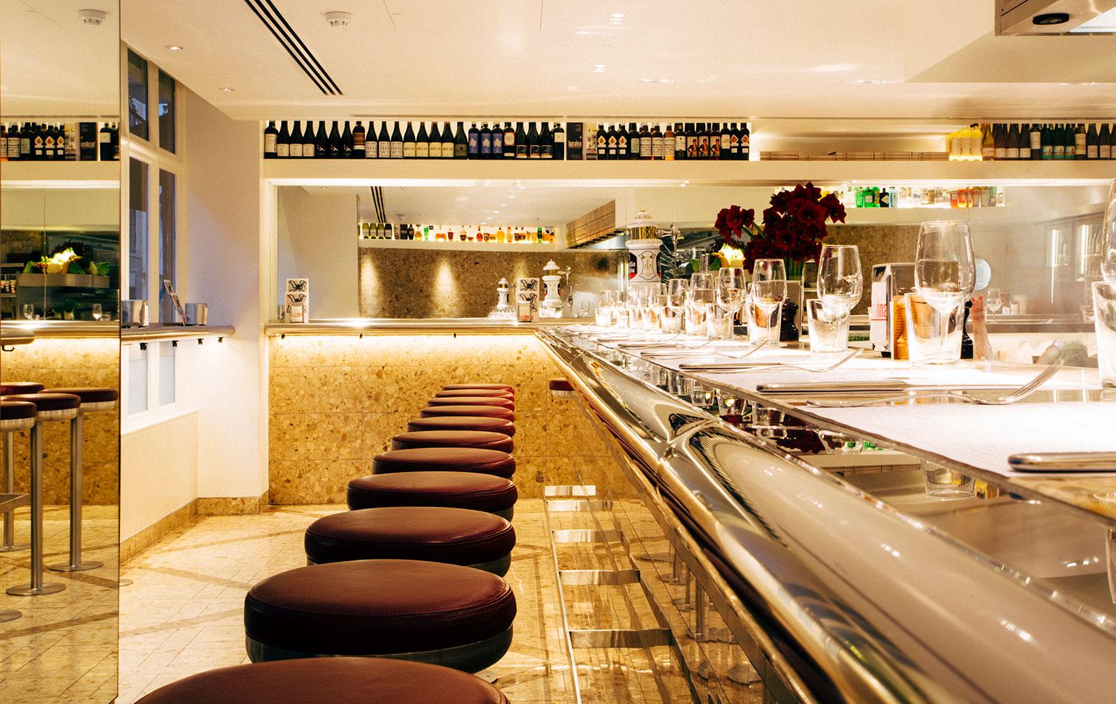 London restaurants: Barrafina Dean Street