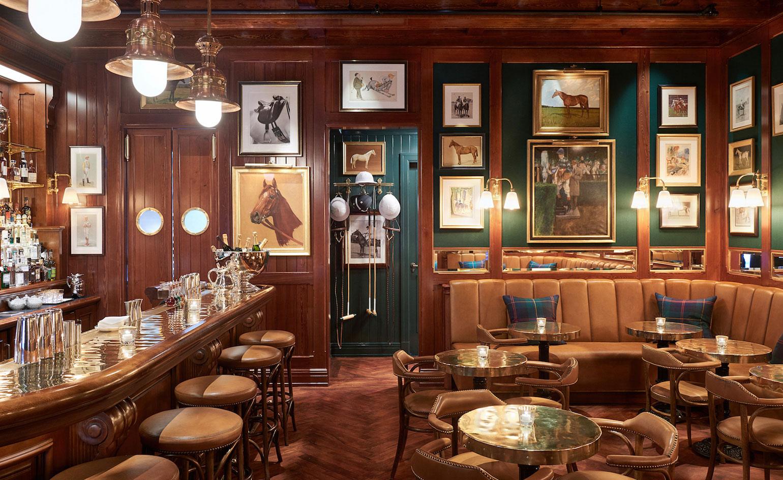 London restaurants: Ralph's Coffee & Bar