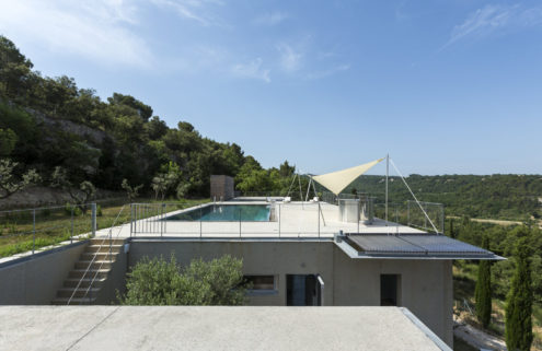 Property of the week: a sun-drenched cliff house in Provence