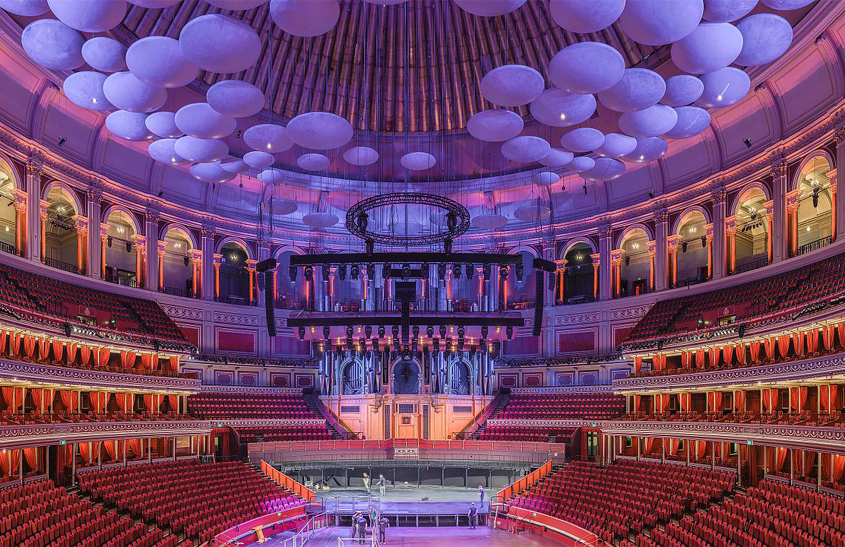 Royal Albert Hall Grand Tier Box for sale