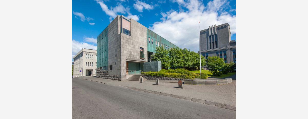 Icelandic architecture: Supreme Court of Iceland