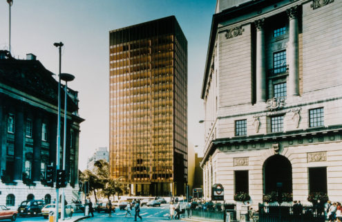 Mansion House Square: Mies van der Rohe's London ghost could be revived in a new book