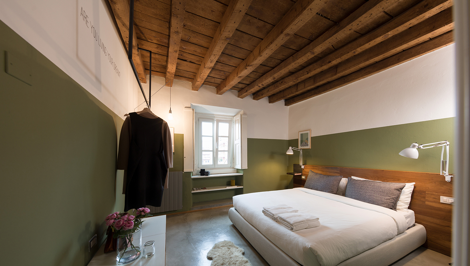 Milan aparment for rent: Artist's loft by onstanza Cecchini