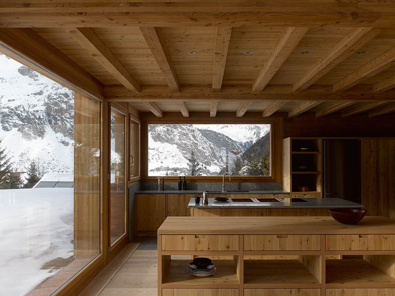 Chalet design the 9 best architects to create your for Chalet plans