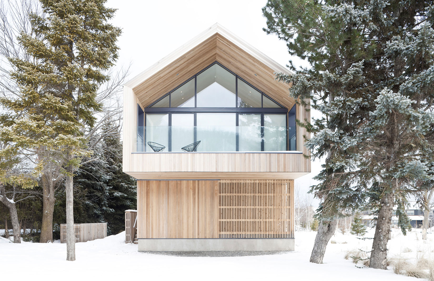 Chalet design: the 9 best architects to create your mountain retreat ...