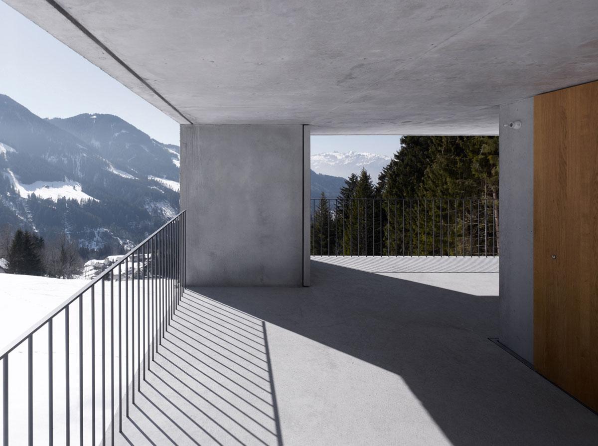 Chalet design: Mountain cabin designed by Marte.Marte