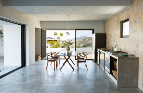 Holiday home of the week: a minimalist retreat in Mexico's Baja California